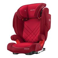 Recaro Kindersitz MONZA NOVA 2 SEATFIX Design 2017 Indy Red