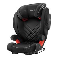 Recaro Kindersitz MONZA NOVA 2 SEATFIX Design 2017 Performance Black