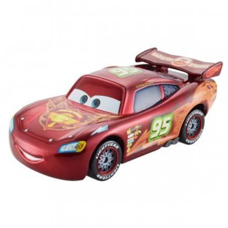 Disney Cars CBG10 Die-Cast Neon Racers
