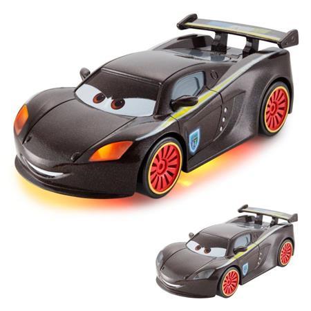 Disney Cars CBG11 Neon Racers Light-Up