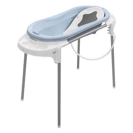 rotho TOP X-tra Badestation Baby Blau Pearl