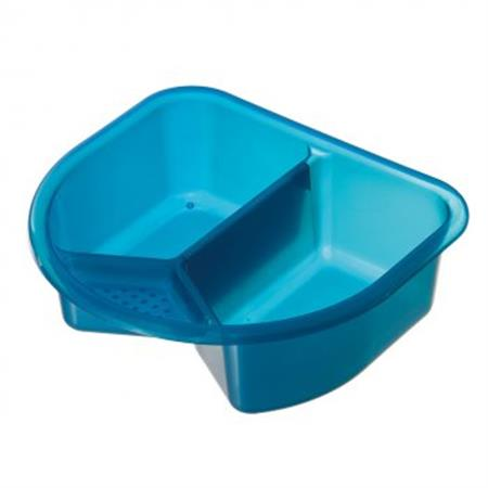 rotho TOP Waschschüssel Translucent Blue
