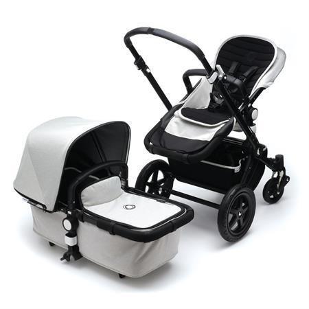 bugaboo cameleon3 Atelier Collection   Kinderwagen Set mit Tragewanne