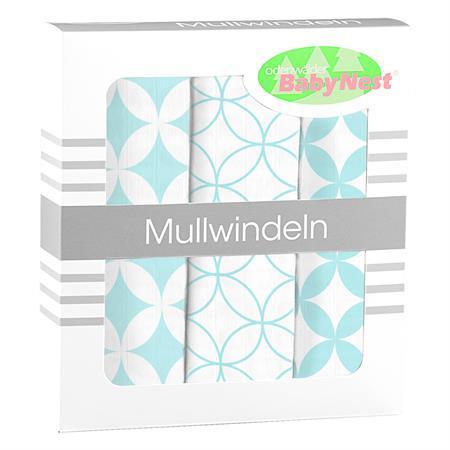 Odenwaelder 10086 Windeln Ornamento 3er Set 10086 Vp