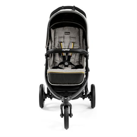 Peg Perego Book Cross Luxe Grey Front
