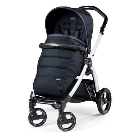 Peg Perego Book S Completo Luxe Bluenight Gestell S Weiss