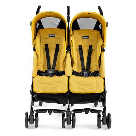 Peg Perego Pliko Mini Twin Mod Yellow Front