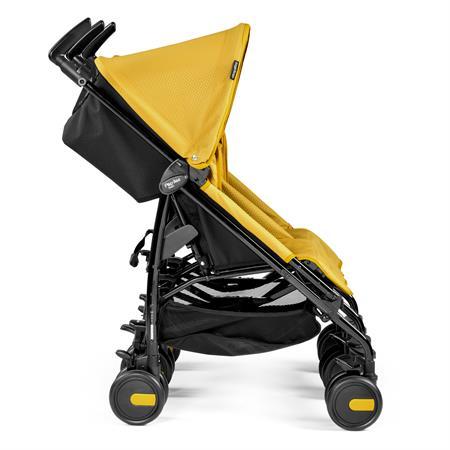 Peg Perego Pliko Mini Twin Mod Yellow Seite