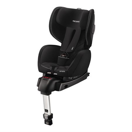 Recaro Kindersitz Optiafix Design 2017 Performance Black