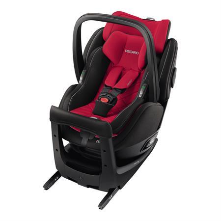 Recaro Kindersitz ZERO.1 Elite R129 Design 2017 Racing Red