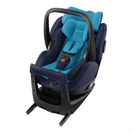 Recaro Kindersitz ZERO.1 Elite R129 Design 2017 Xenon Blue
