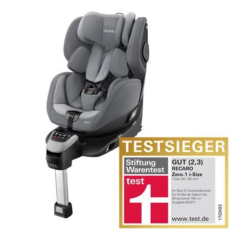 Recaro i-Size Kindersitz ZERO.1 R129 Design 2017