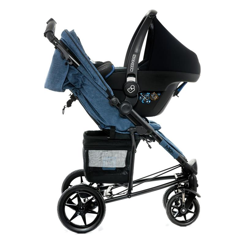 moon flac city buggy sport stroller choice of colours new ebay. Black Bedroom Furniture Sets. Home Design Ideas