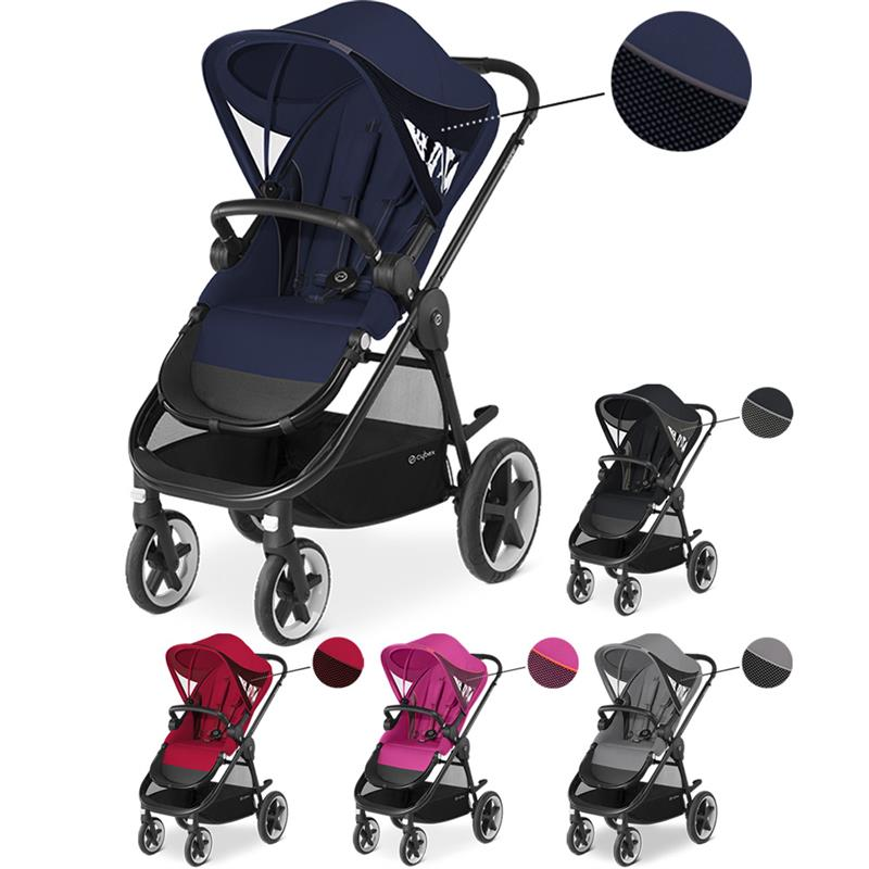 cybex kinderwagen balios m farbwahl neu ebay. Black Bedroom Furniture Sets. Home Design Ideas