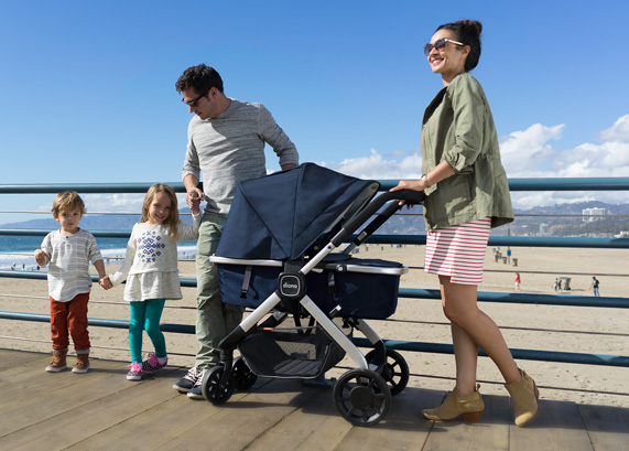 KidsComfort Winter-Gewinnspiel: Diono Quantum als Kinderwagen mit Babywanne